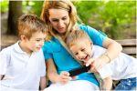 tips voor ondernemende moeders met smartphone