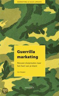 boek Guerrillamarketing