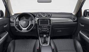 vernieuwde Suzuki Vitara
