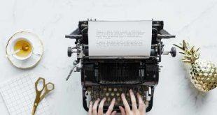 online schrijven