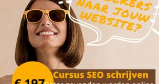 SEO schrijven en meer bezoekers naar jouw website