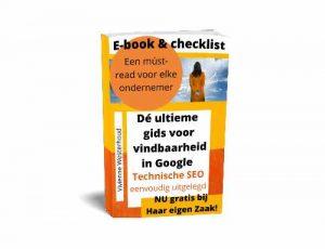 e-book Ultieme gids voor technische SEO