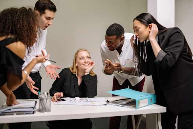 Tips voor een gezonde werkomgeving